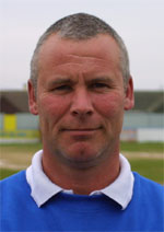 Gary Harrold. Picture Copyright 2001 - Ian C. Walmsley / First Hosting / CanveyFC.Com